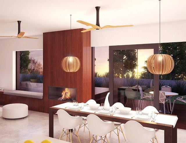 Una casa prefabricada que sólo consume dos euros al año