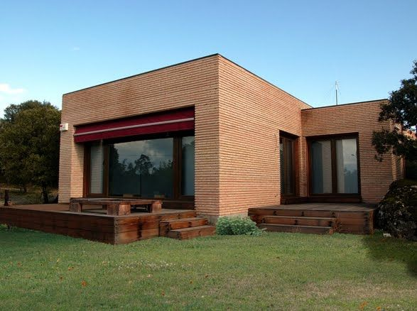 Proyectos de casas modernas casas prefabricadas for Proyectos casas modernas