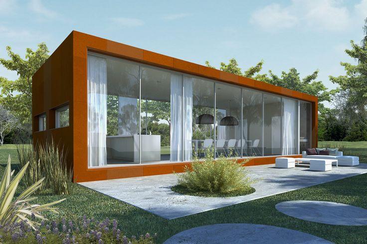 Claves de las casas modulares baratas casas prefabricadas - Casas modulares moviles ...