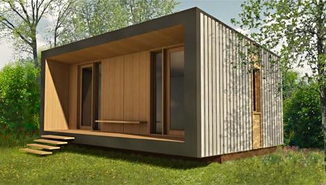 Casetas prefabricadas casas prefabricadas for Casetas para huertos baratas