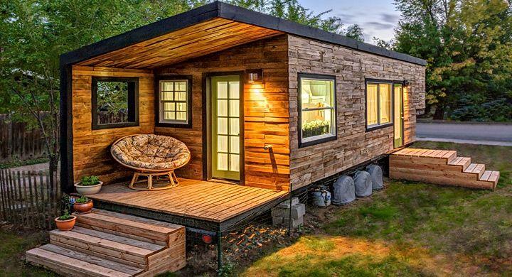 Casas prefabricadas de madera y sus ventajas - Casas hechas con contenedores precios ...