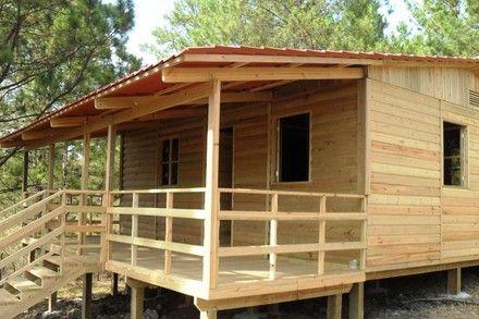 Casas de madera econ micas casas prefabricadas - Casas de alquiler en motril baratas ...