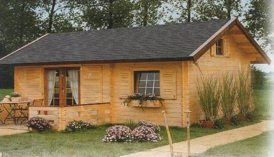 Casas de madera econ micas casas prefabricadas for Casas de jardin de madera baratas