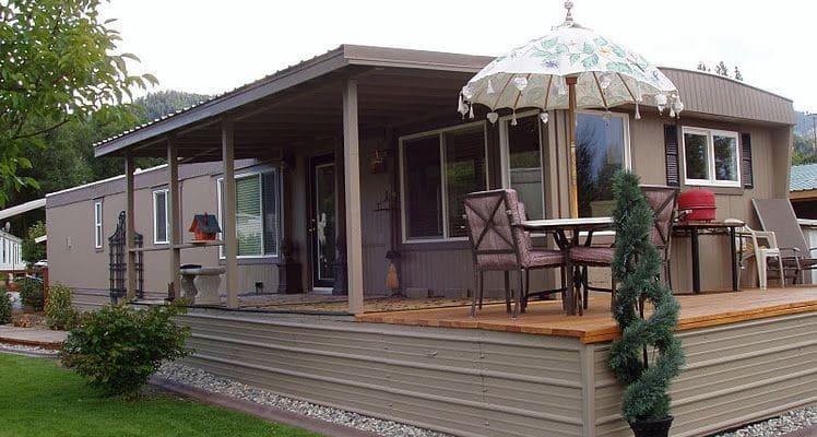 Casas de madera econ micas casas prefabricadas - Mobil home economicos ...
