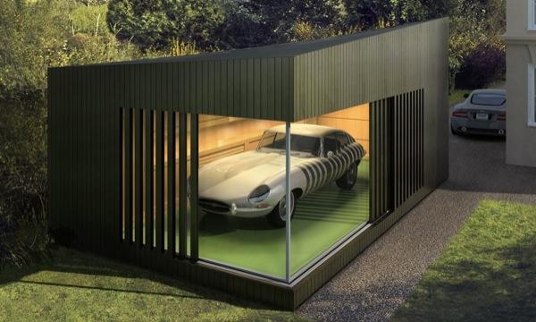 Garajes prefabricados de hormigon materiales de for Cubiertas para garajes