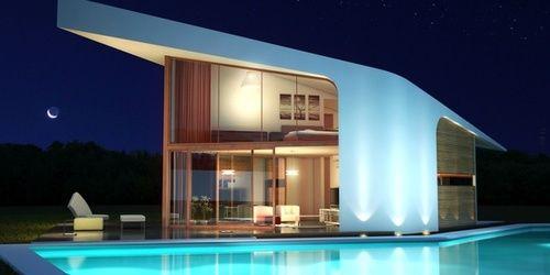 Casas prefabricadas de dise o casas prefabricadas - Casas prefabricadas hormigon modernas ...