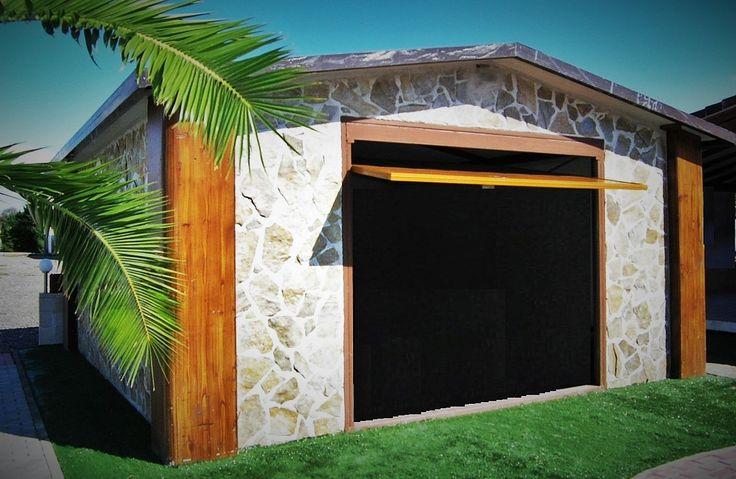 Garajes prefabricados informaci n y precios for Casas en garajes