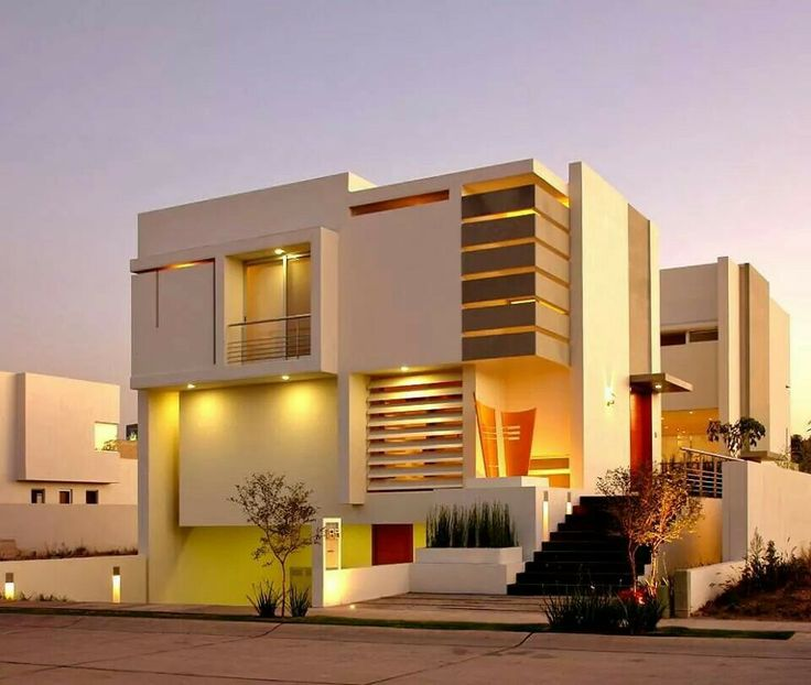 How To Create Modern House Exterior And Interior Design In: ⭐️ Casas Minimalistas