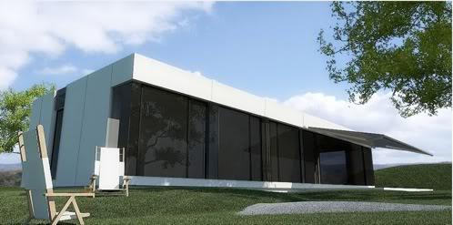 Joaqu n torres el arquitecto de los famosos Casas modulares de diseno joaquin torres