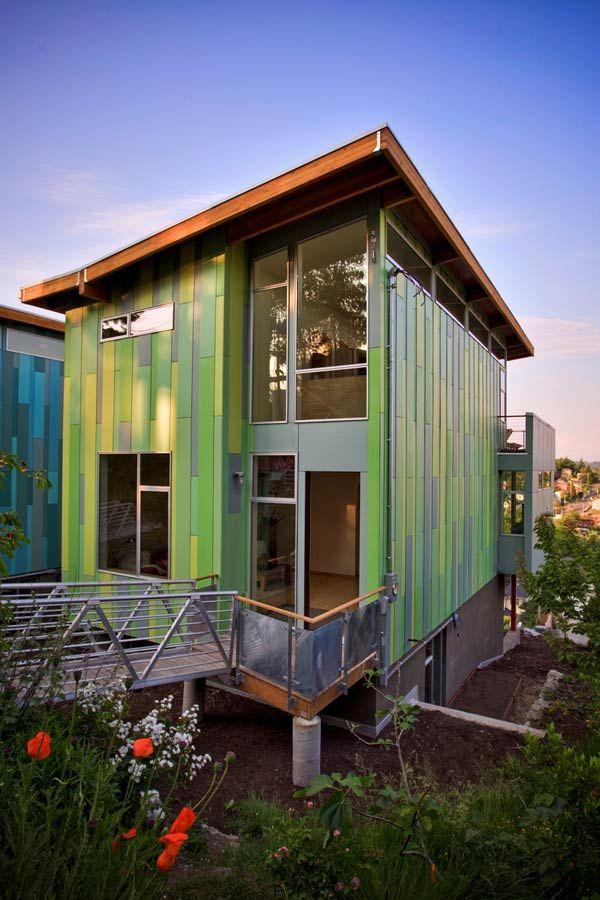 Casas ecol gicas casas prefabricadas - Construcciones casas prefabricadas ...