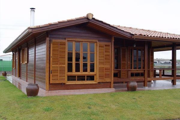 Casas rusticas prefabricadas - Casas prefabricadas de piedra ...