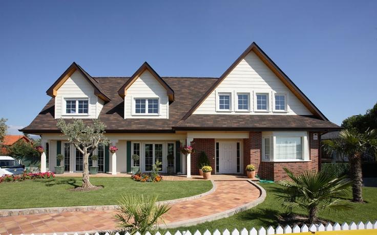 casas prefabricadas americana