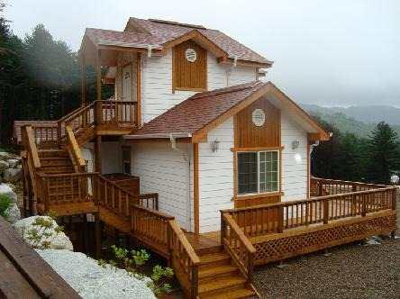 casas rústicas prefabricadas
