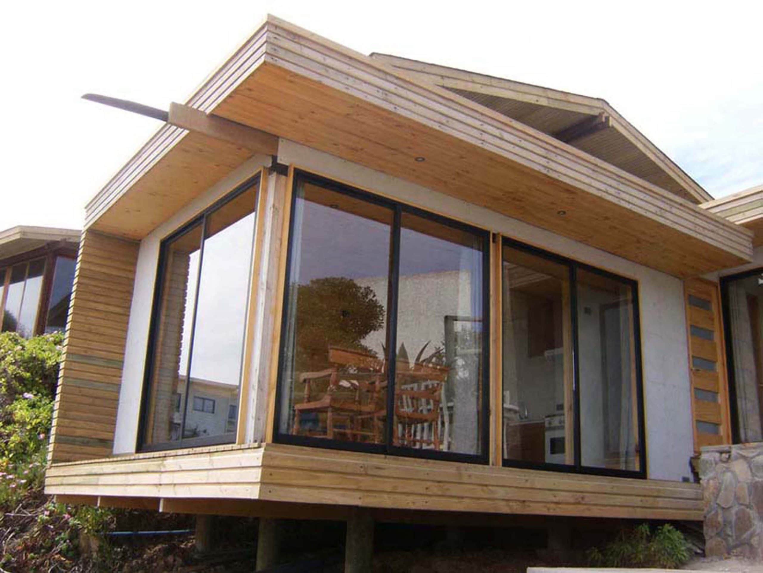 Casas prefabricadas en chile casas prefabricadas for Casas prefabricadas modernas