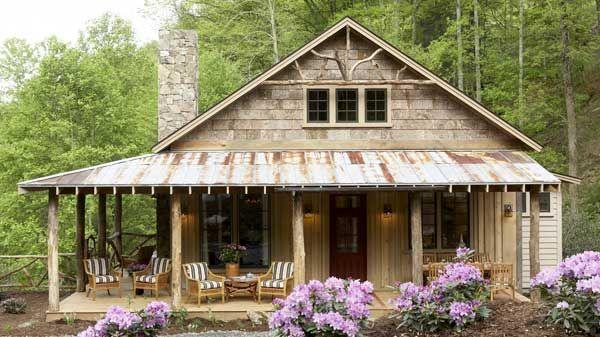 cabañas de madera prefabricadas
