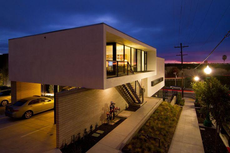 Casas modulares modernas casas prefabricadas for Casas modulares minimalistas