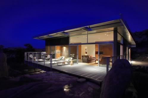 casa prefabricada de acero