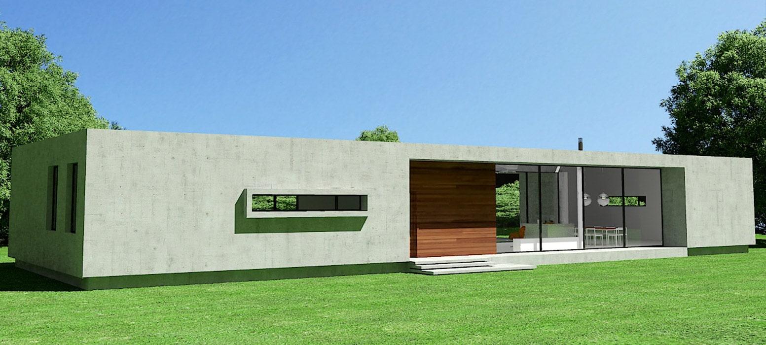 Casas prefabricadas de dise o casas prefabricadas for Viviendas minimalistas