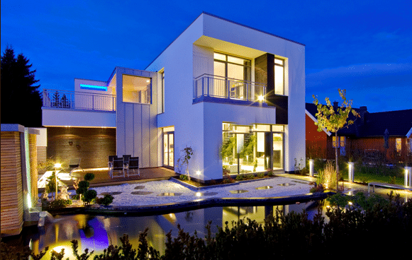 Casas prefabricadas de dise o casas prefabricadas for Casas modernas acogedoras