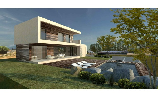 Modelos de casas prefabricadas casas prefabricadas - Casas prefabricadas de piedra ...