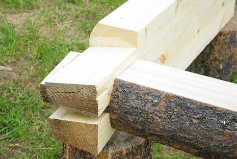 caseta de madera encolado de milano