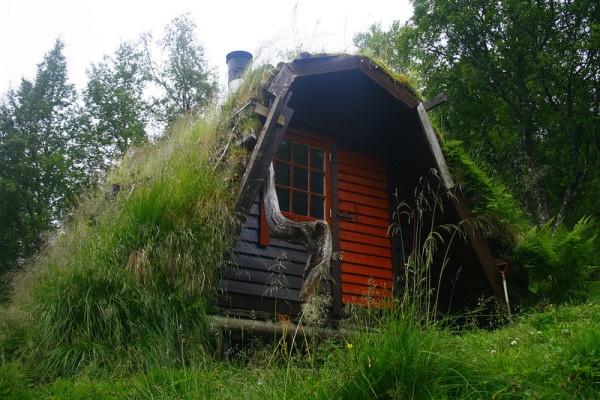 cabañas de madera para vacaciones