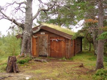 Pequ as caba as de madera para vacaciones - Cabanas de madera pequenas ...
