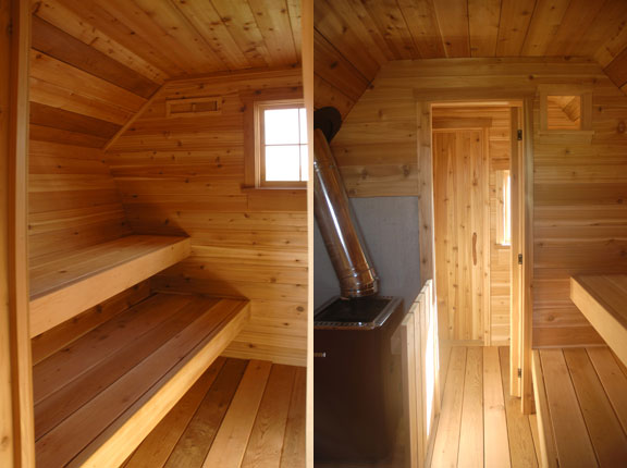 Ya puedes tener tu casa de cuento de madera reciclada - Construir una sauna ...