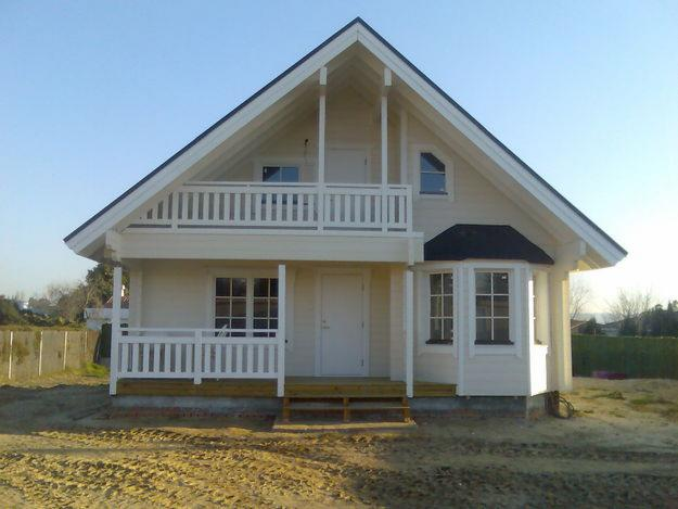 Casas prefabricadas en chile casas prefabricadas for Casas prefabricadas economicas