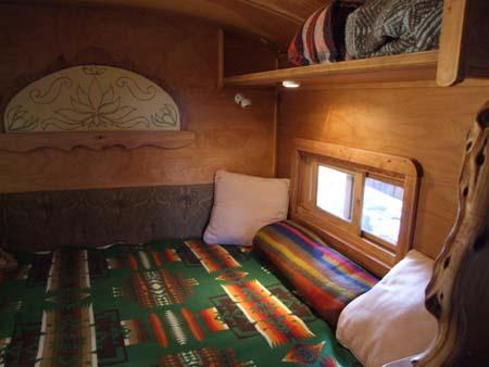 gypsy caravanas