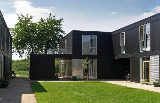 Casas modulares de dise o casas prefabricadas - Casas modulares de lujo ...