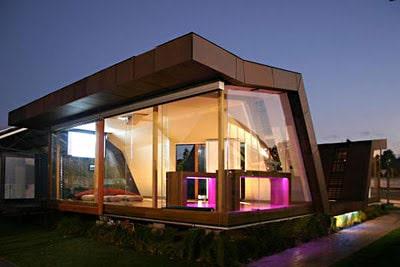 Gu a para comprar casas prefabricadas y casas modulares - Casa modular prefabricada ...