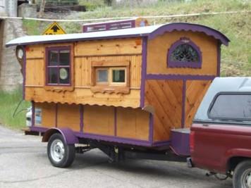 gypsy caravana