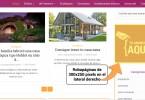 Publicidad de casas prefabricadas