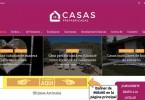 Publicidad de Casas Prefabricadas en Inicio