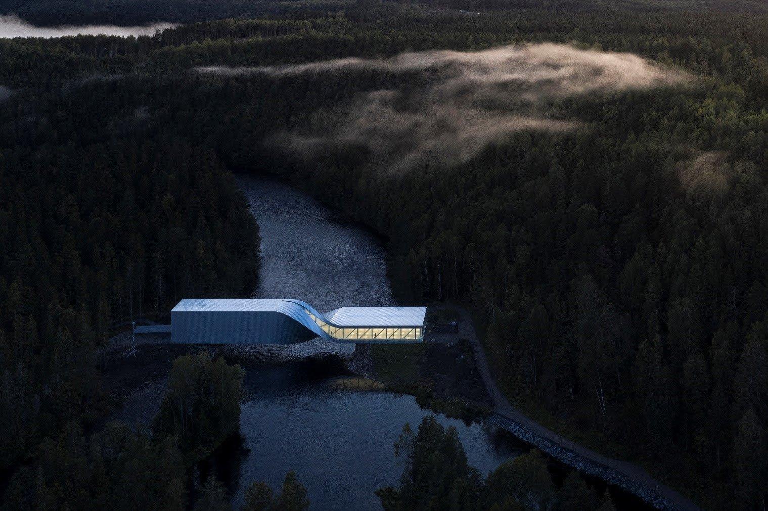 El museo más nuevo de Noruega