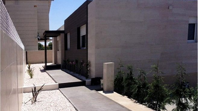 casas prefabricadas para ahorrar en energía