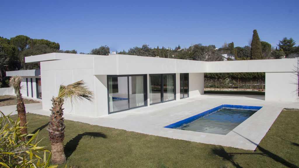 Paula Echeverría quiere apostar por una casa modular ecológica
