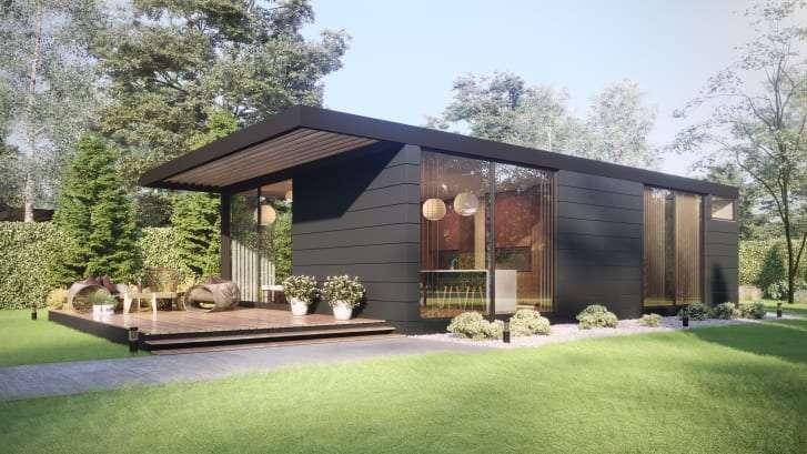 Batulao Artscapes un estilo prefabricado diseñado por Starchitects
