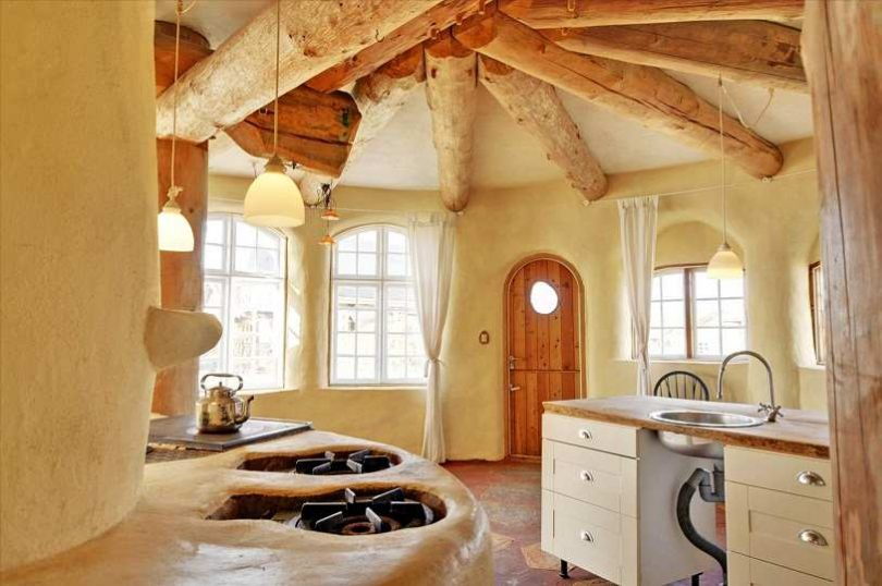 Bioconstrucción de una casa danesa