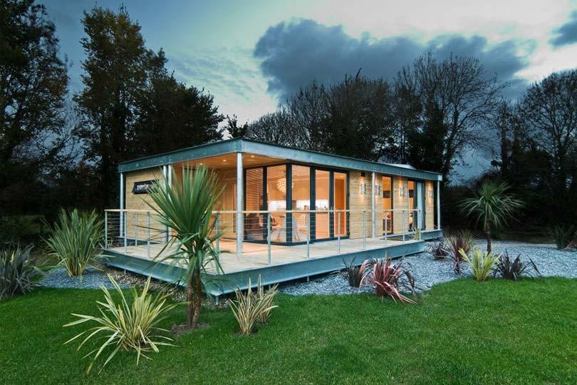 Casas m viles de segunda mano casas prefabricadas for Casas de container modernas