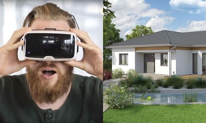 creaccion de casas prefabricadas en 3d