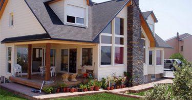 casas prefabricadas materiales