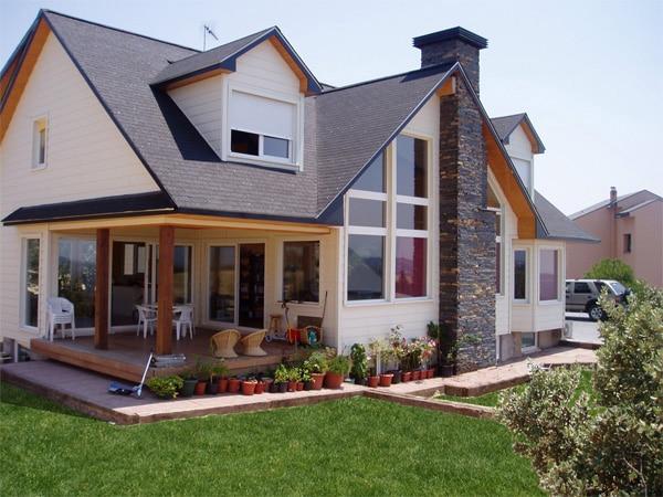 Materiales m s utilizados en las casas prefabricadas for Casas prefabricadas asturias