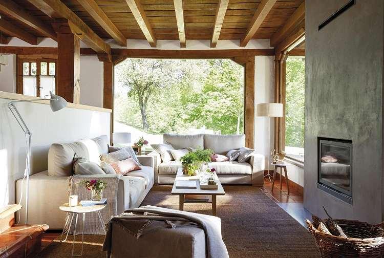 Casas prefabricadas madera: Lo último en decoración para otoño e invierno