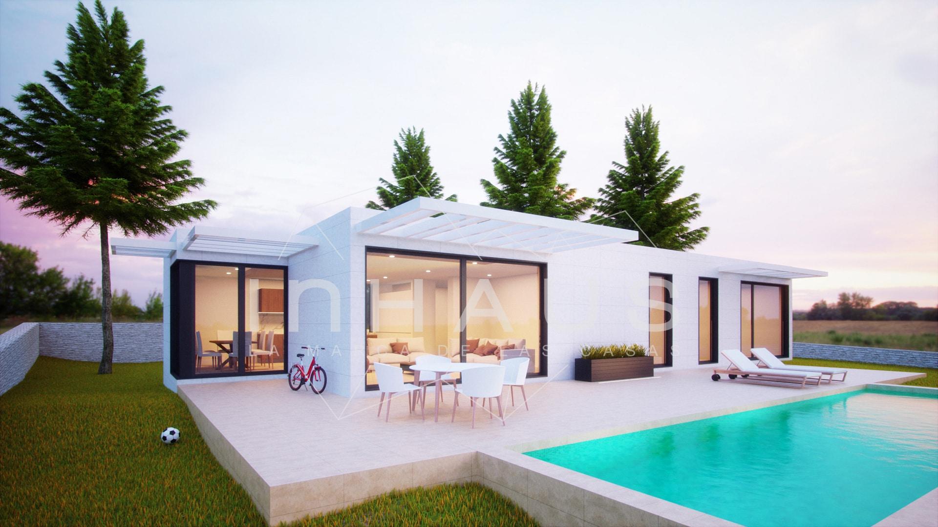 Casas prefabricadas ya c mo construir una casa en 60 - Casas inhaus ...