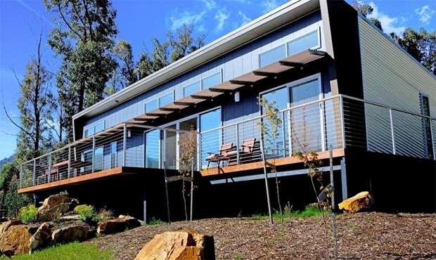 El modelo Suburban se adapta bastante bien al ambiente relajado de una casa de vacaciones.