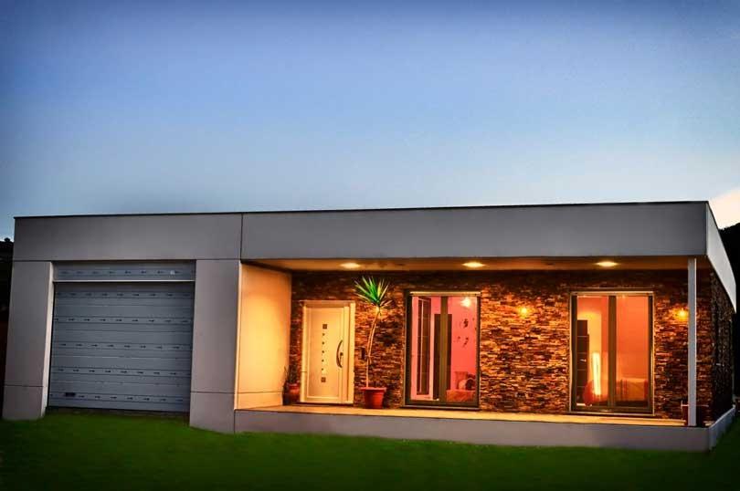 Casas prefabricadas de hormigón baratas