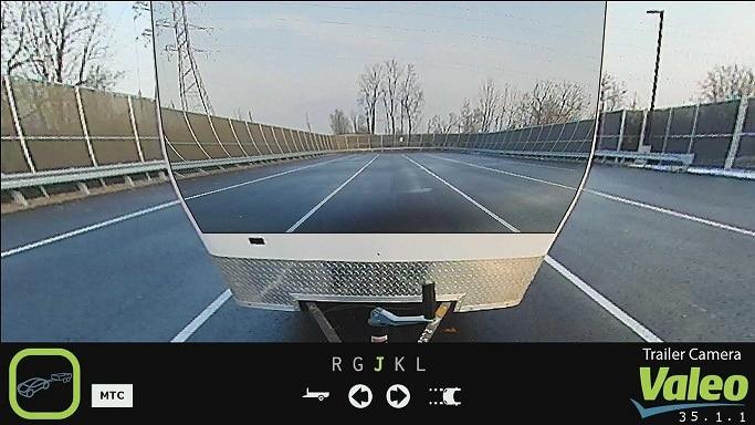 Gracias a Valeo las caravanas contarán con gran visibilidad para su conducción
