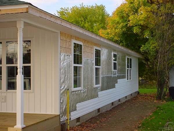 Un buen aislamiento natural en tu casa modular es indispensable